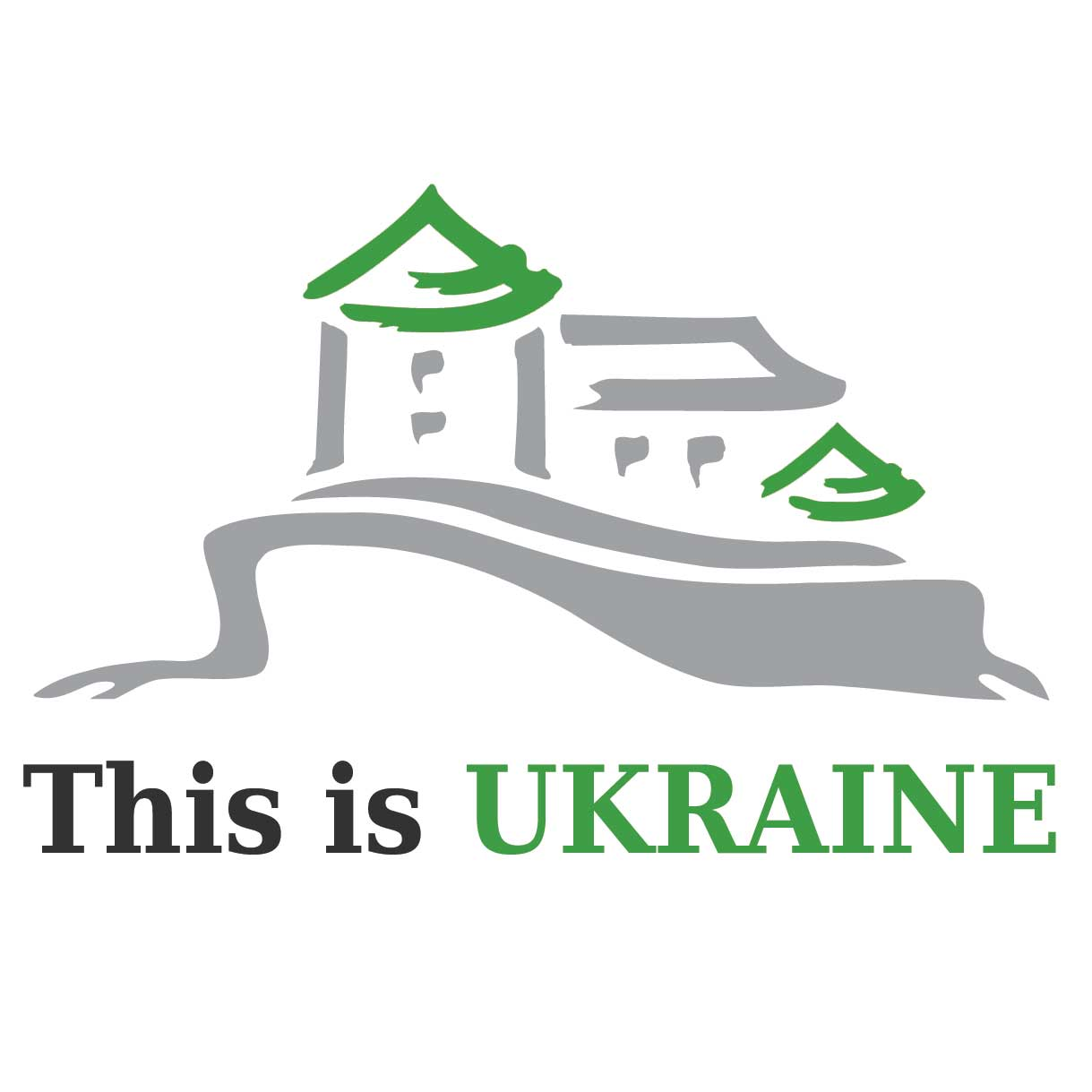This is Ukraine
